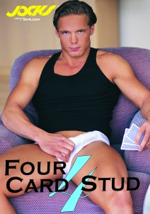 Four Card Stud Dvd Cover