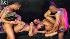 Big Dick Club 2 : Marcos David, CJ Madison, Marko Hansom, Malik Sharif