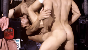 Greased Up : Scott Randsome, Ricky Price, Jesse Skyler