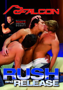 Rush And Release Dvd Cover