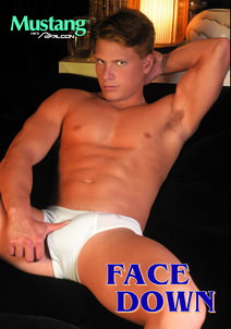 Face Down Dvd Cover