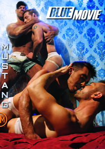 Blue Movie DVD Cover