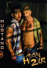 Manhole 2 DVD Cover