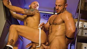 Adrenaline : Samuel Colt, Drake Jaden