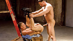Snap Shot : Erik Rhodes, Steven Daigle
