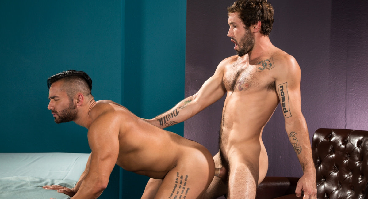 Raging Stallion: Bruno Bernal & Jeff Power - Object of Desire