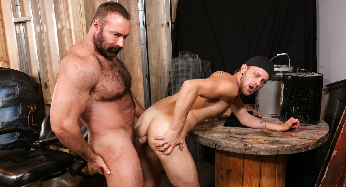 Men Over 30: Brad Kalvo & Chandler Scott - Bear Hug