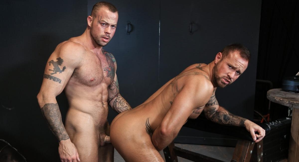Men Over 30: Sean Duran & Michael Roman - Sean's Versatile Playroom