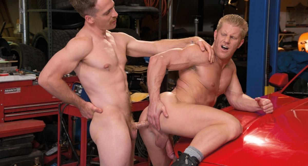 Raging Stallion: Johnny V & Nate Stetson - Route 69