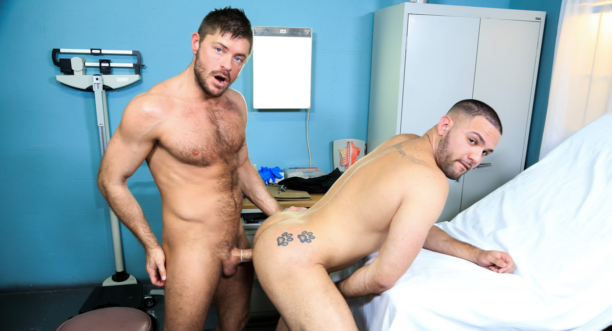 Men Over 30: Jack Andy & Julian Knowles - Muscle Tension