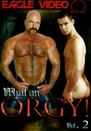 What An Orgy #02 DVD Cover