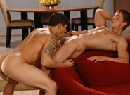 On The Set - Marcus Mojo & Jimmy Clay