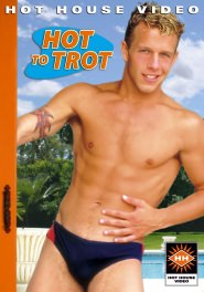 Hot To Trot DVD Cover