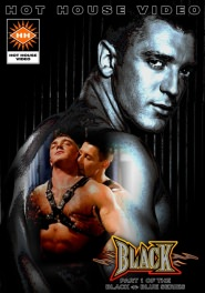 Black DVD Cover