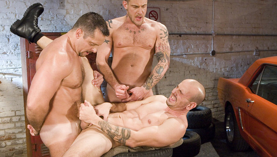 Full Throttle, Scene #03