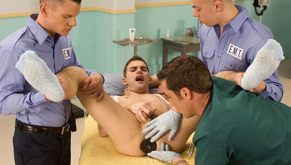 Paging Dr. Finger, Scene #01