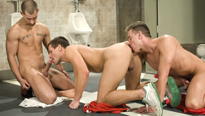 Locker Room, Scene #02