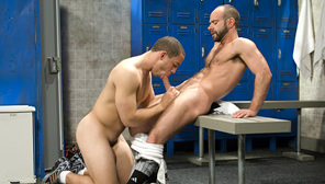 Locker Room, Scene #03