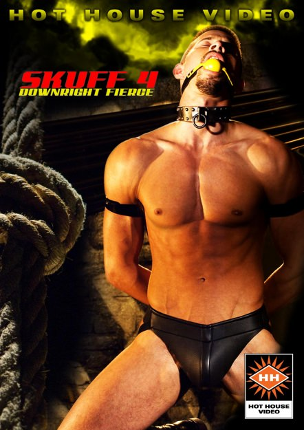 Skuff 4: Downright Fierce Dvd Cover