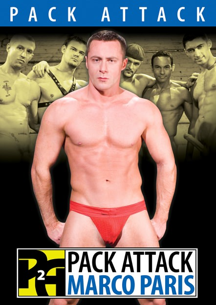 Pack Attack 2: Marco Paris Dvd Cover