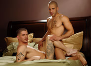 On The Set - Austin Wilde & Ty Roderick