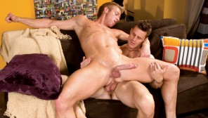 Indiscretion  : Landon Conrad, Christopher Daniels