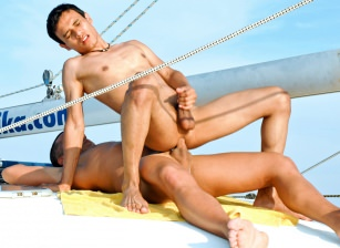 Beach Candies, Scene #01