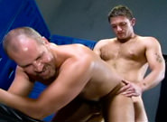 Wrestling Hunks #02, Scene #03