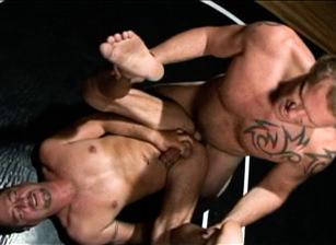 Wrestling Hunks #02, Scene #06