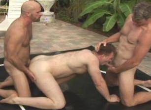 Wrestling Hunks #04, Scene #04