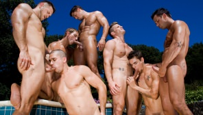 The Guys Next Door, Part 1 : Rod Daily, Landon Conrad, Paul Wagner, Marcus Mojo, Cody Cummings