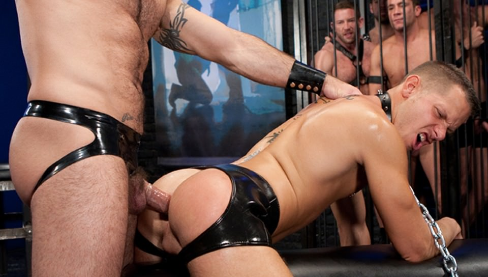 Pack Attack 5: Shane Frost, Scene #03
