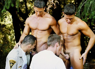 Robert Balint, Logan Reed, Antonio Vega, Roland Dane