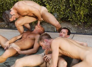 Jerek, Aaron Parker, Colton Ford, Travis Reed