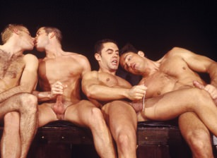 Kyle Becker, Paul Adams, Nick Yeager, Tony Zerega
