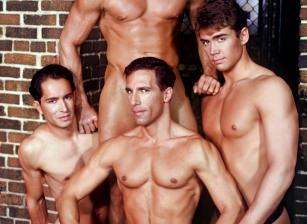 Victor Rieves, Jackson Phillips, Ken Adams, Kyle Davis