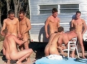 Kyle Pierce, Austin Kent, Trystian Sweet, Ago Viara, Nathan Sommers
