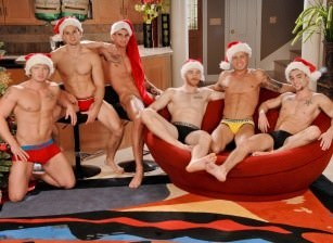 Christmas Orgy