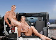 Gay Muscle Men : On The Set - Marcus Mojo -amp; Darcy Tyler - Marcus Mojo -amp; Darcy Tyler!