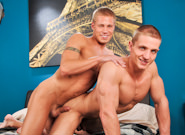 On The Set - Marcus Mojo & Brody Wilder