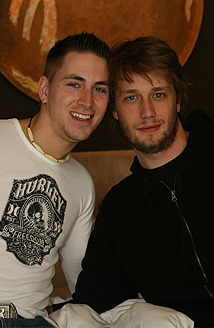 Wade & Josh Picture