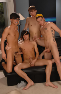 Joey Hard, Noah Brooks, Jay Dubbs, Landon Terry Picture