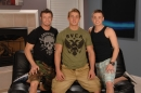 Marcus Mojo, Kevin Crows, Joey Hard picture 1
