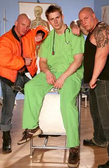 Alfredo Castaldo, Nick Taylor & Devil Picture