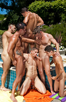 Cody Cummings, Marcus Mojo, Rod Daily, Paul Wagner, Anthony Romero, Johnny Torque & Landon Conrad Picture