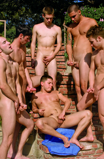Jacob Wright, Jake Steel, Damon Audigier, J J, Junior, Chasen Picture
