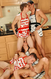 Adam Wirthmore, Alex Waters, Noah Brooks & Jay Kohl Picture