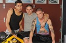 Anthony Romero, Steven Shields & Sergio Long picture 8