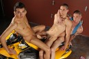 Anthony Romero, Steven Shields & Sergio Long picture 5
