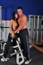 Trystan Bull & Amy Lee in &#65533;Sexy Flex&#65533; picture 12